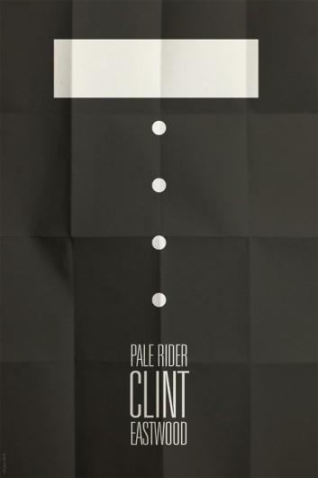 Minimal Movie Posters #movie #minimalist #minimal #poster
