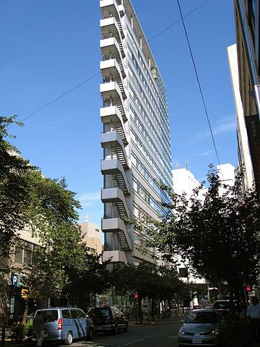 Image Spark dmciv #towers #architecture #facades
