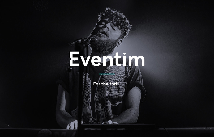 Putting the thrill back into buying tickets — Eventim UK is an events and ticket agent based in the UK. Studio MH had the opportunity to w