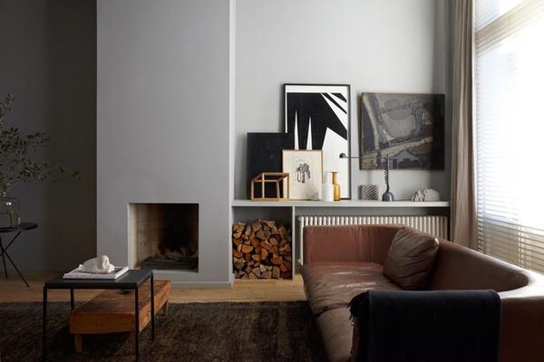 BRICK HOUSE #interior #design