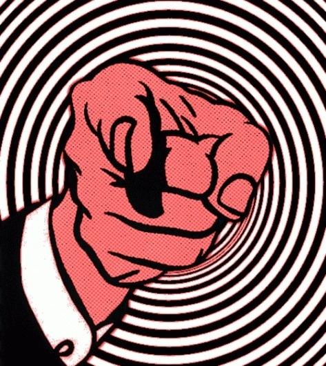QBN - the gif animation thread #cartoon #pointing