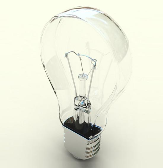 nsmbl.nl, flat bulb #bulb #lamp #light