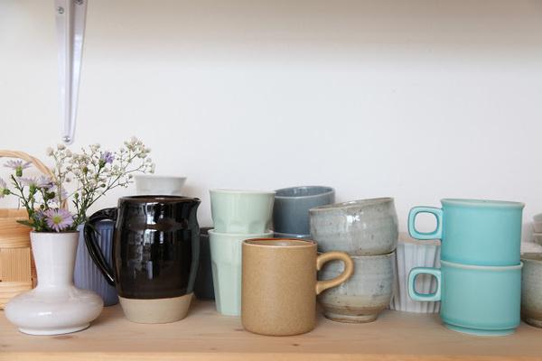 ledansla #mugs #shelf