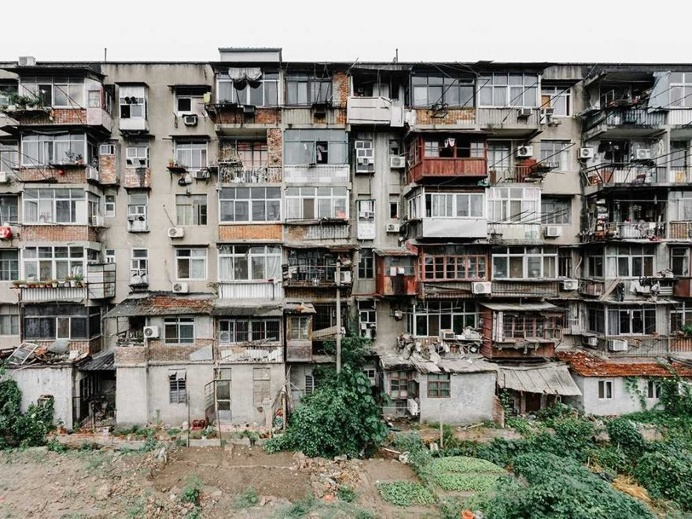 Wuhan Boulevard: China's Urban Landscapes by Alessandro Zanoni