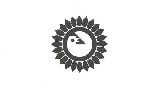 Scandinavian Trademarks - The Black Harbor #sun #branding #retro #dove #identity #vintage #scandinavian #logo #animal