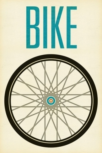 Atlas – Get Your Move On | PUBLIC SCHOOL #bike #poster