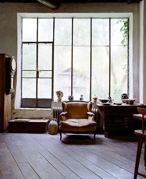The Black Workshop #interior #design #decor #deco #decoration
