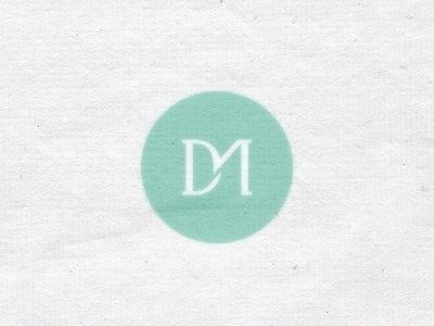 Dribbble - Monogram by Matt Vergotis #monogram