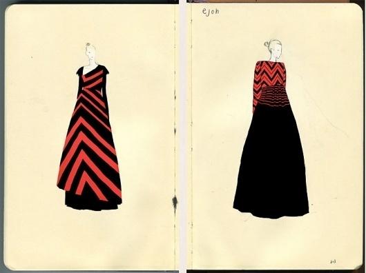 Dadu Shin Interview | Squidface & The Meddler #fashion #pattern #dress #dadu shin