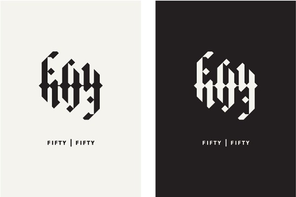 FIFTY FIFTY on Behance