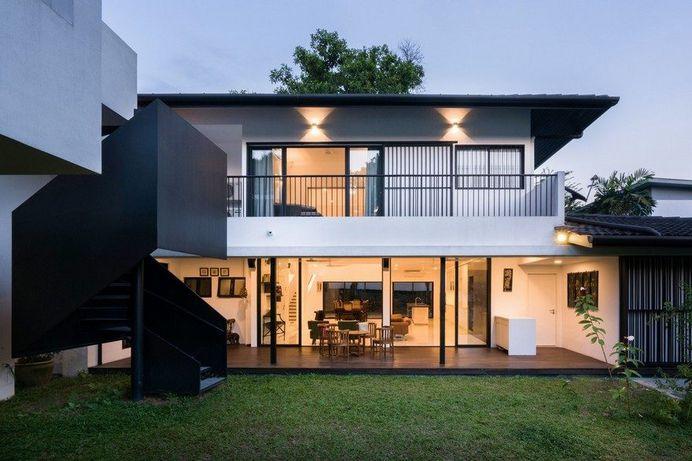 Modern Bungalow House in Kuala Lumpur Renovated by Fabian Tan 15