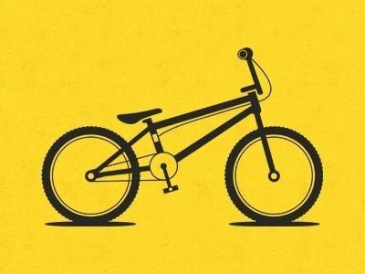 Dribbble - BMX by Mario Dabrowski #bmx