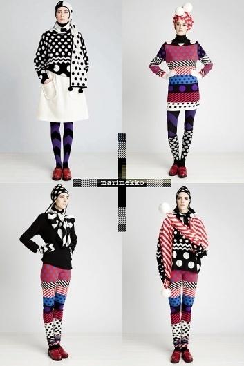 Door Sixteen #fashion #marimekko #pattern