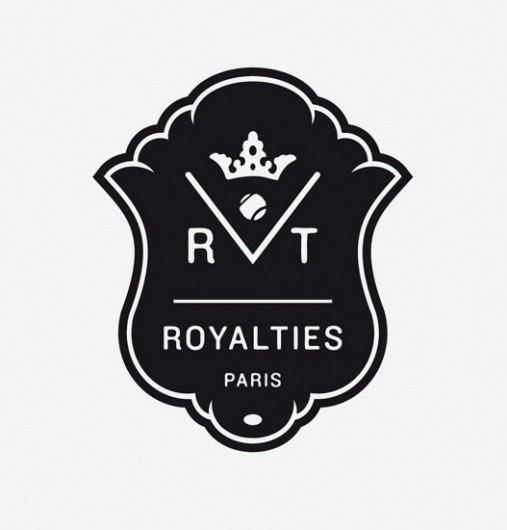 Ill Studio - Royalties #logo #black and white