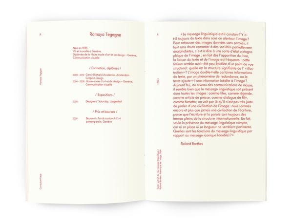 Neo Neo Graphic Design Switzerland FCAC Bourses Déliées #design #graphic