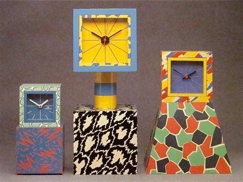 MONDOBLOGO: karl lagerfeld's memphis collection @ sotheby's #retro #pattern