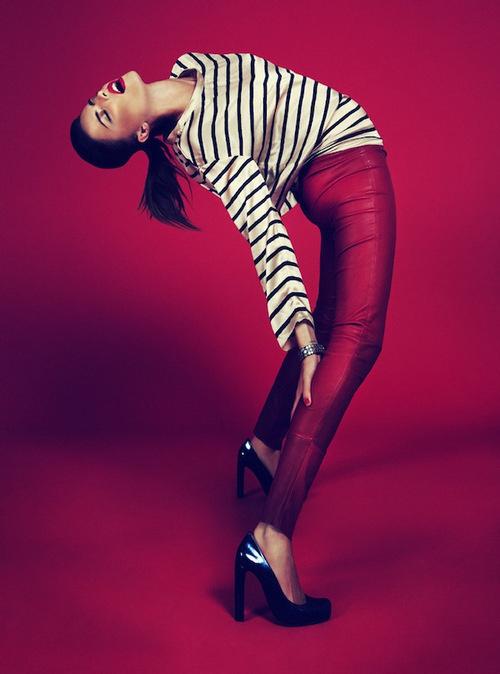 Fashion photography(Photography: Daniella Midenge, Magazine: Conleys, Summer 2012, viastormtrooperfashion) #fashion #photography