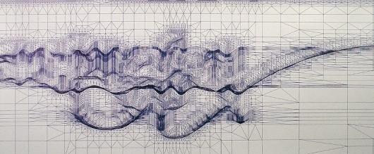 Matt Shlian - P O W E R H O U S E #charts #graphs