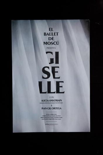 Baubauhaus. #dance #promotional #poster #typography