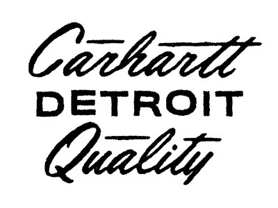 Carhartt_quality #typography