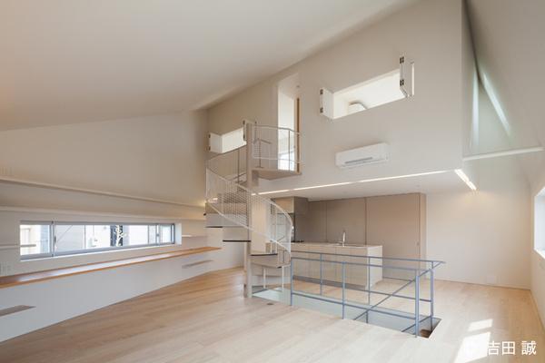 House in Nozawa by NAYA Architects #modern #design #minimalism #minimal #leibal #minimalist