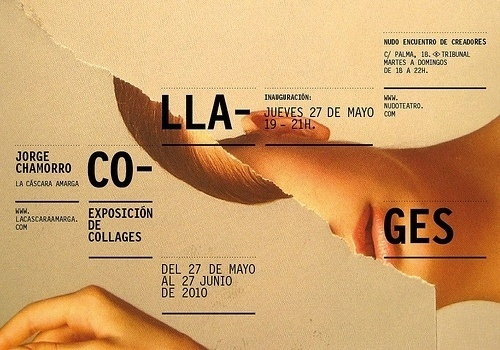La cáscara amarga updates | Cosas Visuales #design #collage