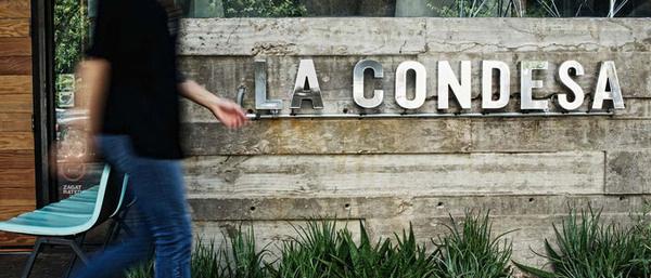 La Condesa #logo #identity #typography