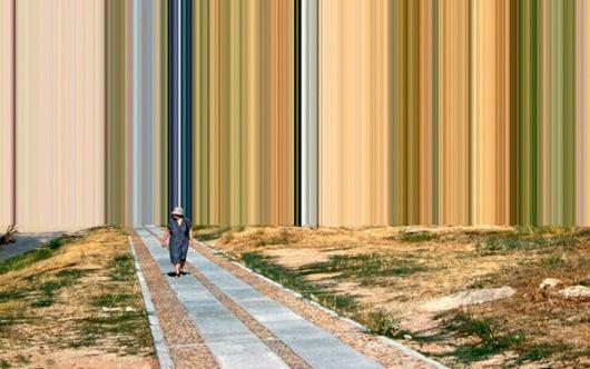 Landscape Photography Melts into Color Fields