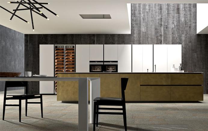 Comprex Kitchens 2016 - #design, #furniture, #modernfurniture, #kitchen