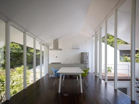 KOCHI ARCHITECT'S STUDIO -  47% house のアーカイブ #architecture