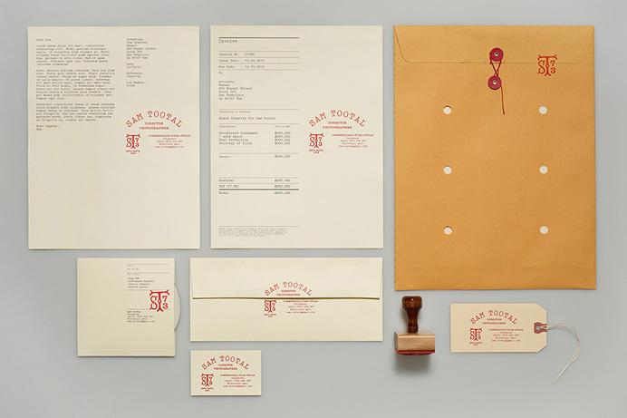 Manual SF via www.mr-cup.com #brand #identity #stationary
