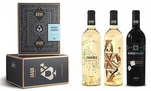 Award-winning package design from The Dieline: idsgn (a design blog) #hatch #design #wine