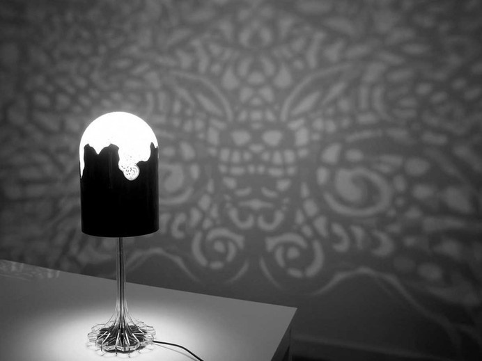 Lacelamp collection - Inspired by the traditional handmade lace - www.homeworlddesign. com (11) #lighting #design #lamps