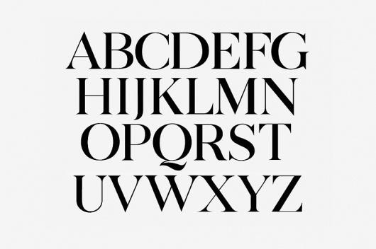 Franklin Vandiver #typography