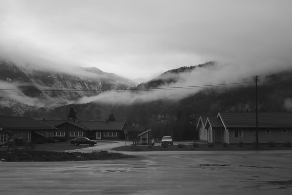 Norway Part one by Baptiste Chabot - on Behance #serene #norway #white #town #black #landscape #calm #mist #photography #valley #and #mountains #beauty