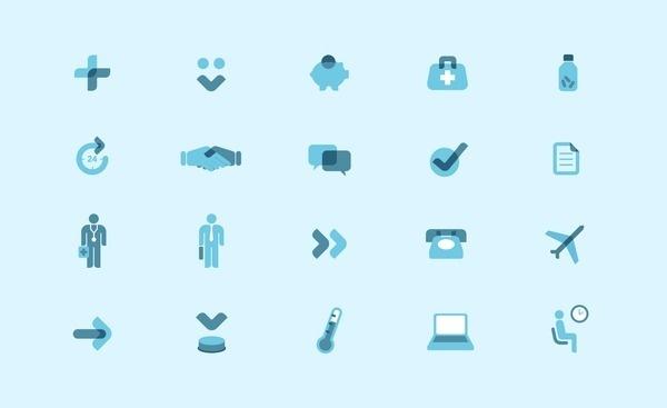Teladoc Icons #bros #icons #perky #teladoc