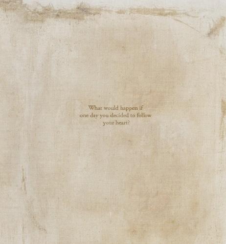 My Heart Wanders - pia jane bijkerk » pia jane bijkerk #type #poetic #neutral #texture