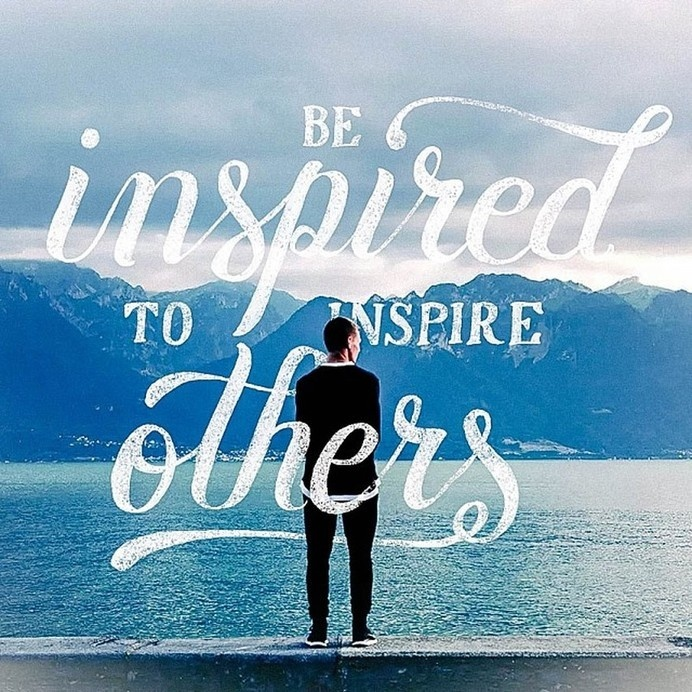 how can you inspire others