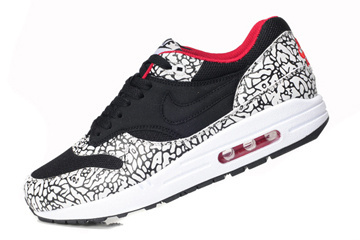 Basketball Trainers Air Max 1 Leopard Pack Black Mens #shoes