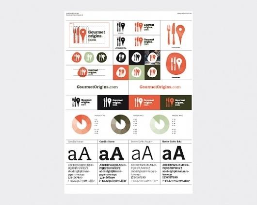 Gourmet Origins | Joan Pons Moll's Graphic Design Portfolio #identity