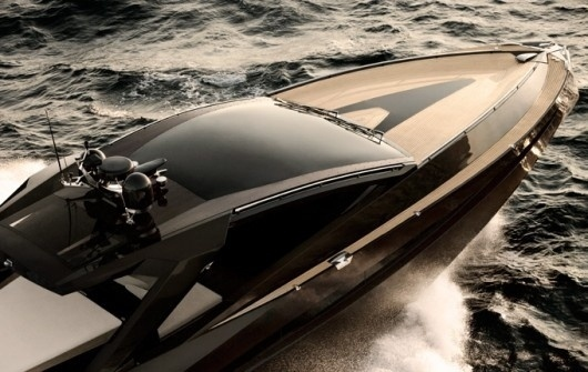 WANKEN - The Blog of Shelby White » Art of Kinetik Yacht #interior #modern #of #design #yacht #art #kinetik