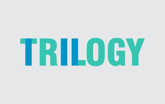 Trilogy, 1977, branding, identity