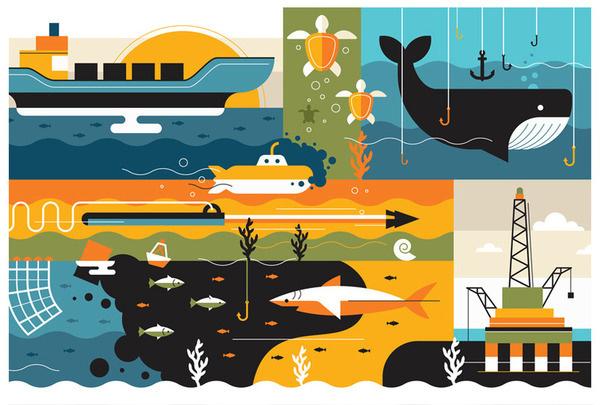 YCN | Talent | New Talent #maritime #illustration