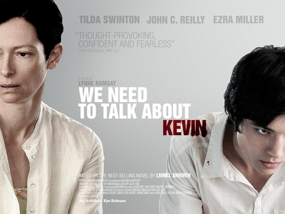 We Need to Talk About Kevin #movie #poster #film