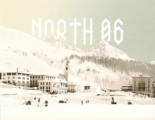 FONTS of CHAOS - NORTH 06 #fonts #font #typo #typography