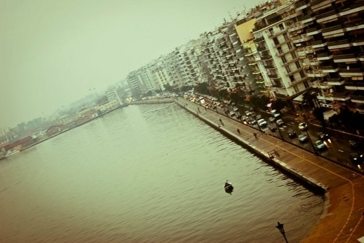 Thessaloniki - ART IS WAR - by Jenna Fahlen #water #war #jenna #is #thessaloniki #photography #art #fahlen #lake #greece #italy