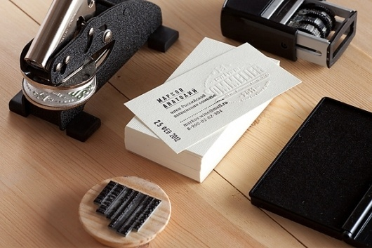 Sommelier Markov Anatoly on the Behance Network #emboss #collateral #branding