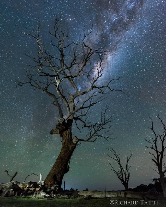 Stunning Night Sky and Milky Way Photography by Richard Tatti