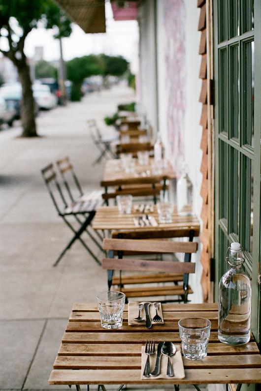 cindy loughridge outerlands cafe #interior #design #decor #deco #decoration