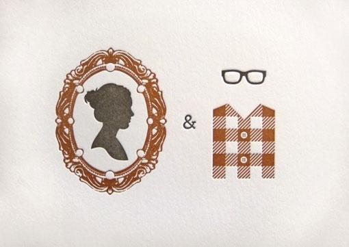 design work life » cataloging inspiration daily #illustration #wedding #invitation